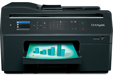 Lexmark printer officeedge pro4000