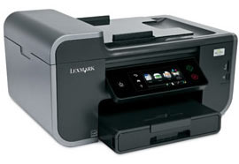 Lexmark printer Pinnacle Pro 901 inkjet MFP